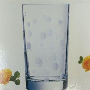 [Cristal D'Arques] NWT Amboise Dots Highball